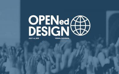 Open Education Design Workshop 2019